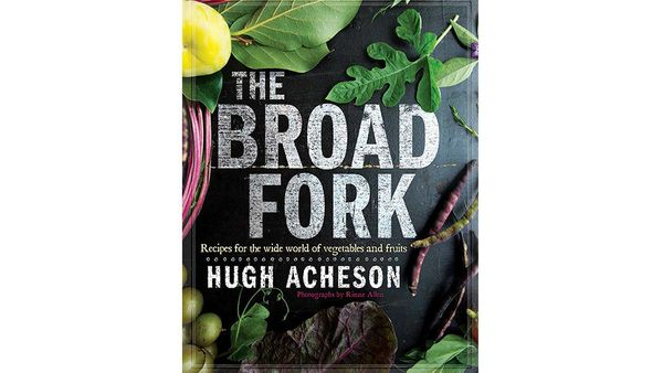 By Hugh Acheson<br>336 pages; Clarkson Potter<br><br><br><strong>For...Foodies Who Prefer to Eat In</strong><br>Written by a