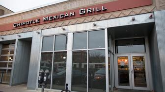 BOSTON, MA - DECEMBER 08:  The exterior of Chipotle Mexican Grill seen at 1924 Beacon St. on December 8, 2015 in Boston, Massachusetts. According to Boston College spokesman, 80 students have gotten sick after eating at the fast food chain.  (Photo by Scott Eisen/Getty Images)
