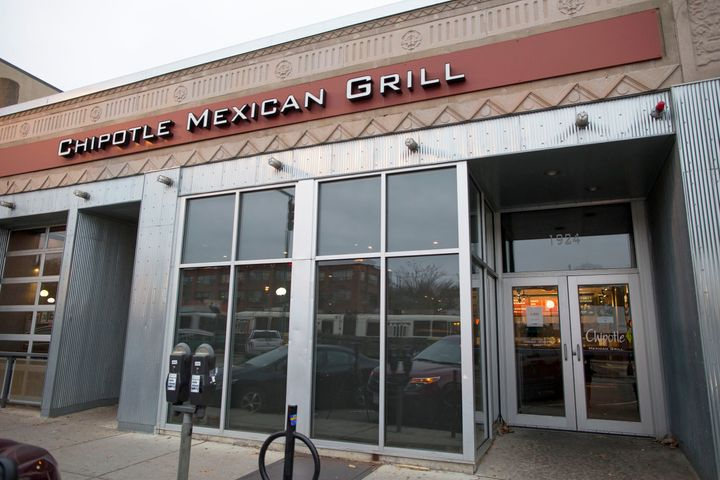 The Chipotle location linked to the spread of norovirus among students who ate there remained closed on Wednesday, Dec. 9, 20