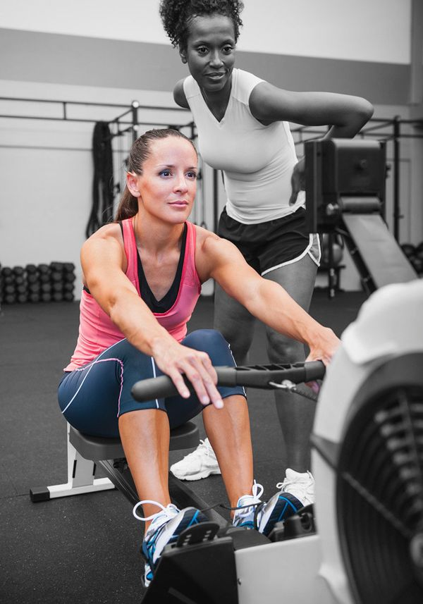 "Here's the reason rowing-only fitness studios are popping up around the country, and places like <a href=""http://www.orangeth"