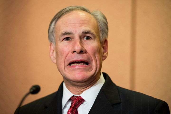 Texas Governor Greg Abbott, a Republican, was one of the first governors to seek to block on security grounds the resettlemen