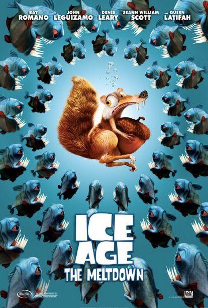 """Ice Age: The Meltdown"" (2006), $660.9 Million Worldwide"