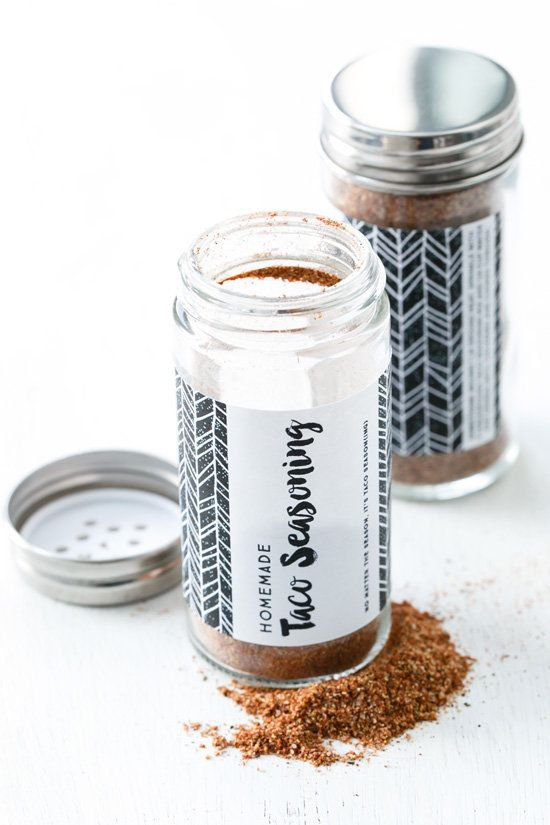 "<strong>Get the <a href=""http://www.loveandoliveoil.com/2015/05/homemade-taco-seasoning.html"">Homemade Taco Seasoning recipe<"