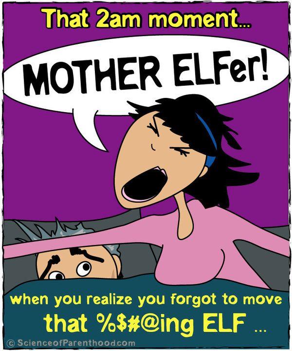 14 Hilarious Cartoons That Sum Up Parenting During The