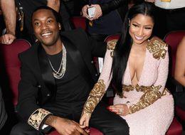 Nicki Minaj Sparks Engagement Rumors With Massive Diamond Ring