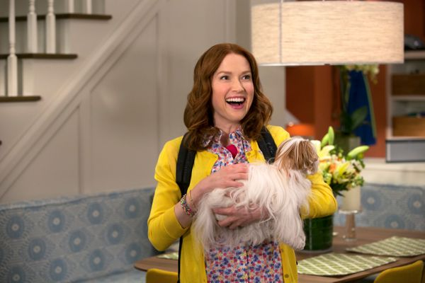Best Comedy Series<br>Ellie Kemper, Best Actress in a Television Series - Comedy<br>Jane Krakowski, Best Supporting Actress<b
