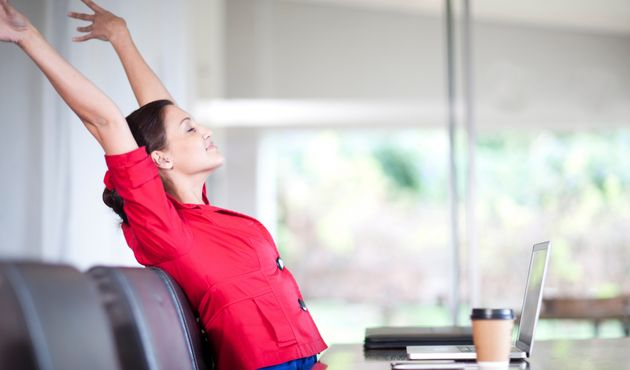 5 Very Good Reasons To Take A Break At Work