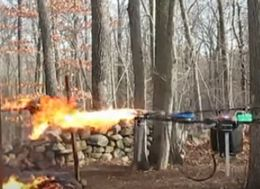 Some People Are Very Displeased With This Turkey-Cooking Drone