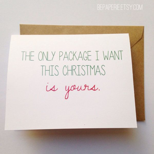 Funny Christmas Cards For Boyfriend Best Holiday Deals