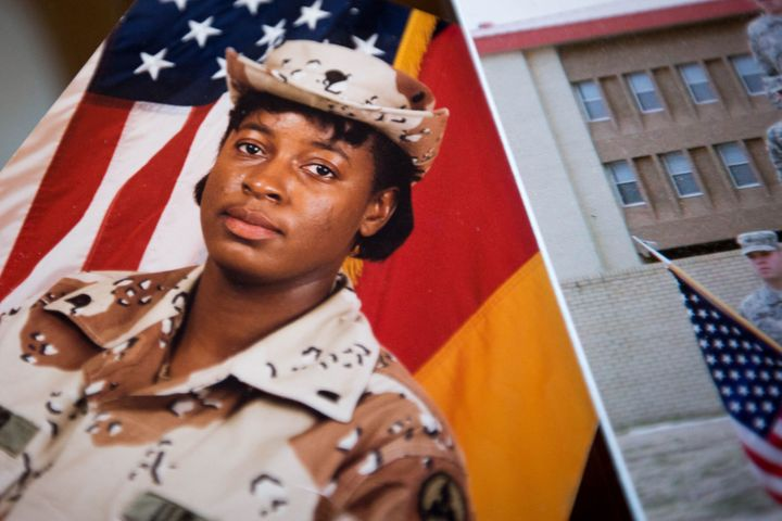 Jannet Taylor, who served at Fort Hood, was at risk of losing her home after she lost her job at a nonprofit. But with help f