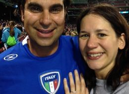 You Wouldn't Think This Red Sox Fan Would Want To Wed At Fenway