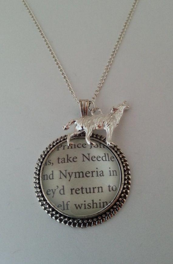 """Game of Thrones Direwolf necklace, <a href=""""https://www.etsy.com/listing/130036442/game-of-thrones-direwolf-necklace?ref=pla_"""