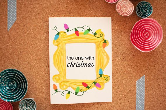"Christmas card,&nbsp;$4,&nbsp;<a href=""https://www.etsy.com/listing/255240195/30-off-coupon-code-holiday30-the-one?ga_order=m"