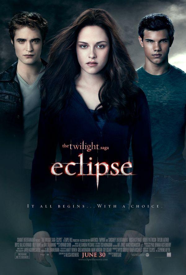 """""""The Twilight Saga: Eclipse"""" (2010) $698.5 Million Worldwide"""