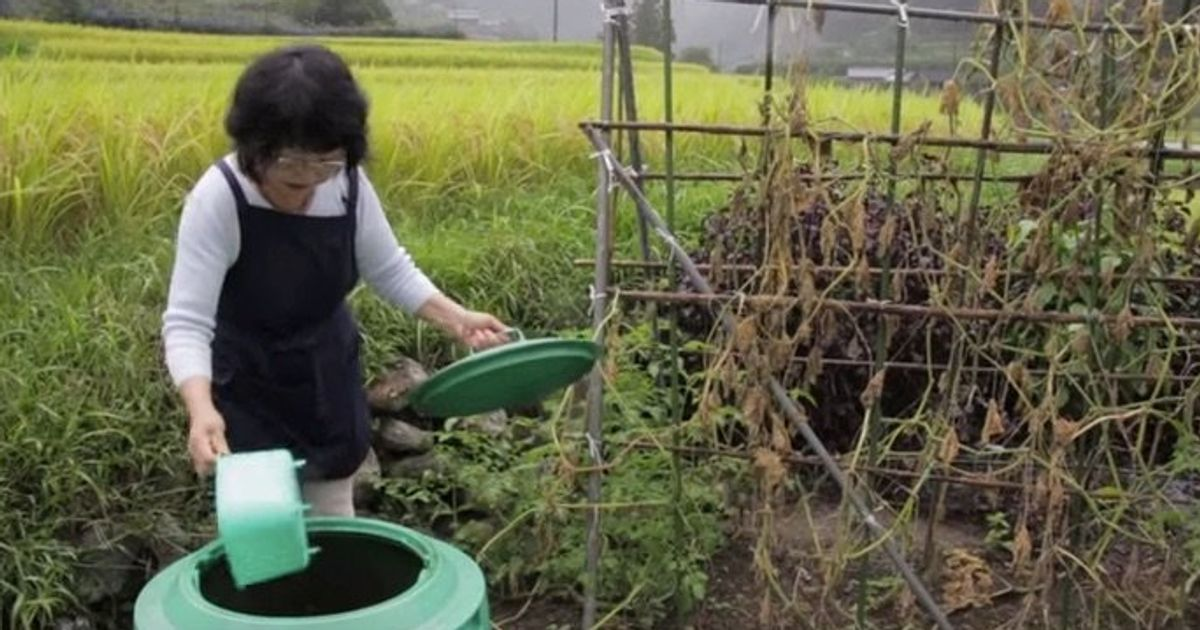 This Japanese town is on target to produce zero trash
