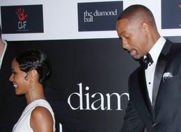 Will Smith Pinches Jada Pinkett Smith's Butt On The Red Carpet