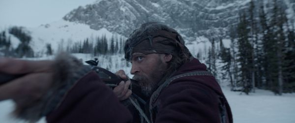 "The advance press for ""The Revenant"" made it seem like the movie would be ""All Is Lost"" or ""The"