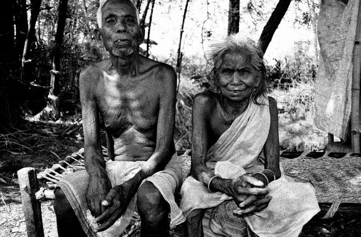 Raju Patro, 79, and his wife Anjani, 76, still dream of having a child.
