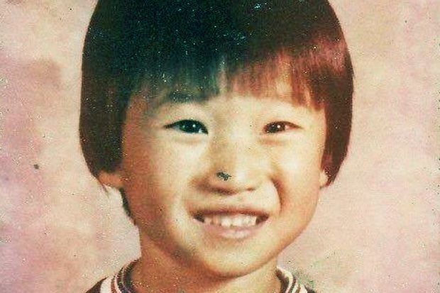 Adam Crapser has lived in the United States since he was adopted from South Korea as a little boy.