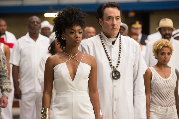 "When Spike Lee hollers, you listen. ""Chi-Raq"" demands your attention with an urgency that curdles amid the bloodletting"