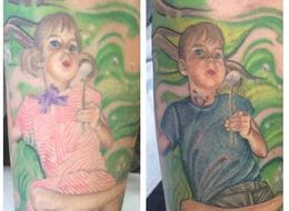 Mom Updates Tattoo Of Transgender Son To 'Fully Represent Who He Is'
