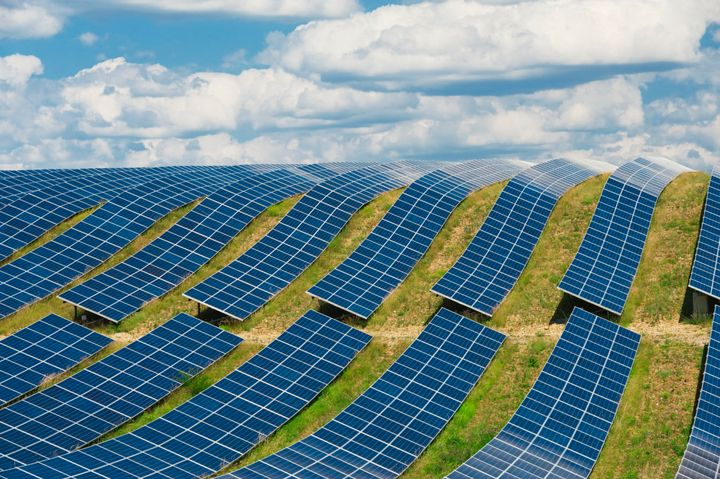 North Carolina ranks fourth on the solar power charts in the U.S.