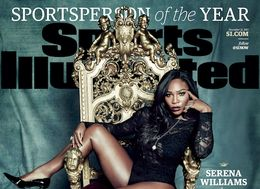 What Serena's SI Cover Reveals About How We See Female Athletes