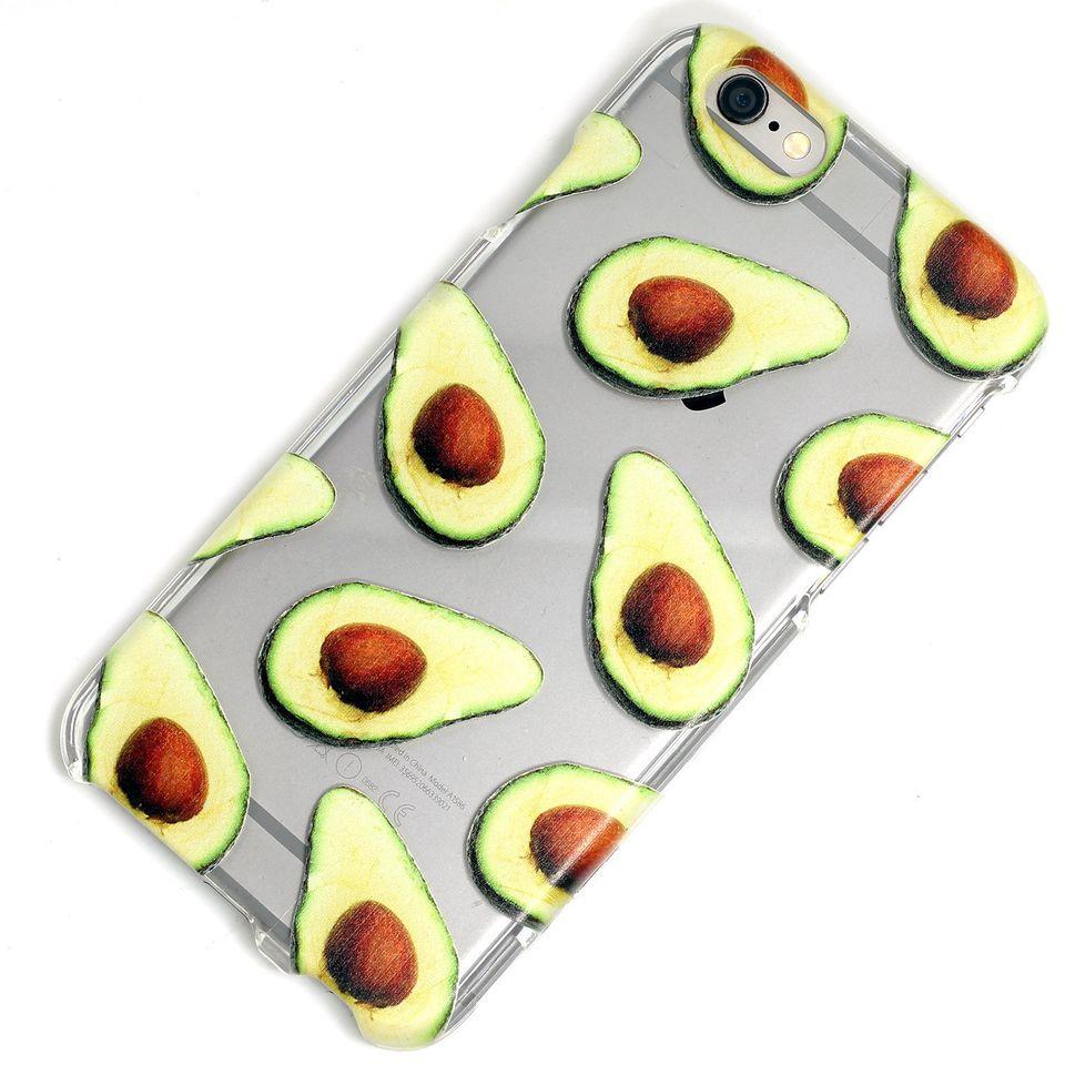 одного красивые картинки чехлы с авокадо считают, что