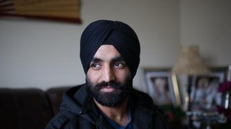 Captain Simratpal Singh will be temporarily allowed to wear his turban and leave his beard unshaved after a rare accommodation was made by the U.S. Army on Monday.