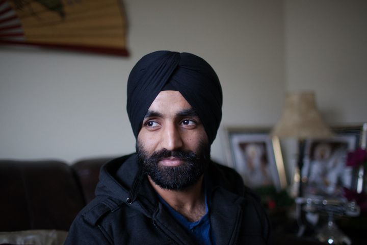 Captain Simratpal Singh will be temporarily allowed to wear his turban and leave his beard unshaved after a rare accommodatio