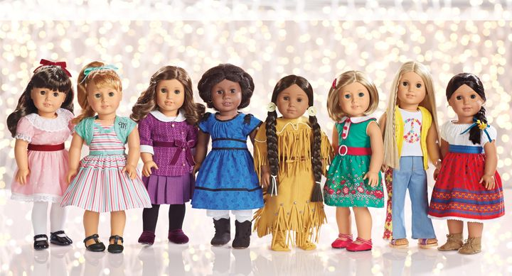 look how much american girl dolls have changed since you were a kid huffpost life. Black Bedroom Furniture Sets. Home Design Ideas