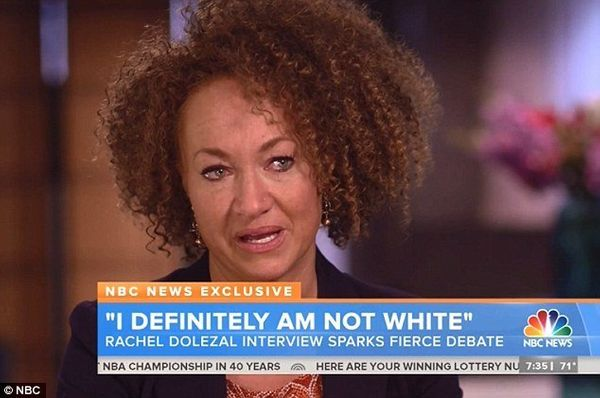 "Rachel Dolezal is the icing on top of the appropriation cake. After her white <a href=""http://www.huffingtonpost.com/2015/06/"