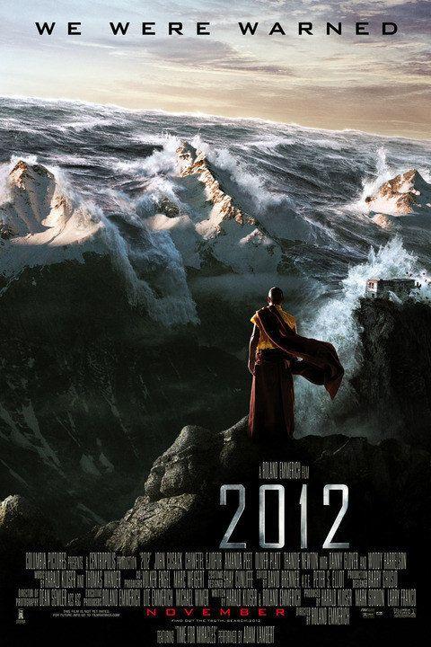 """2012"" (2009), $769.7 MillionWorldwide"