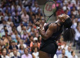 25 Badass Photos Of Serena Williams Dominating 2015