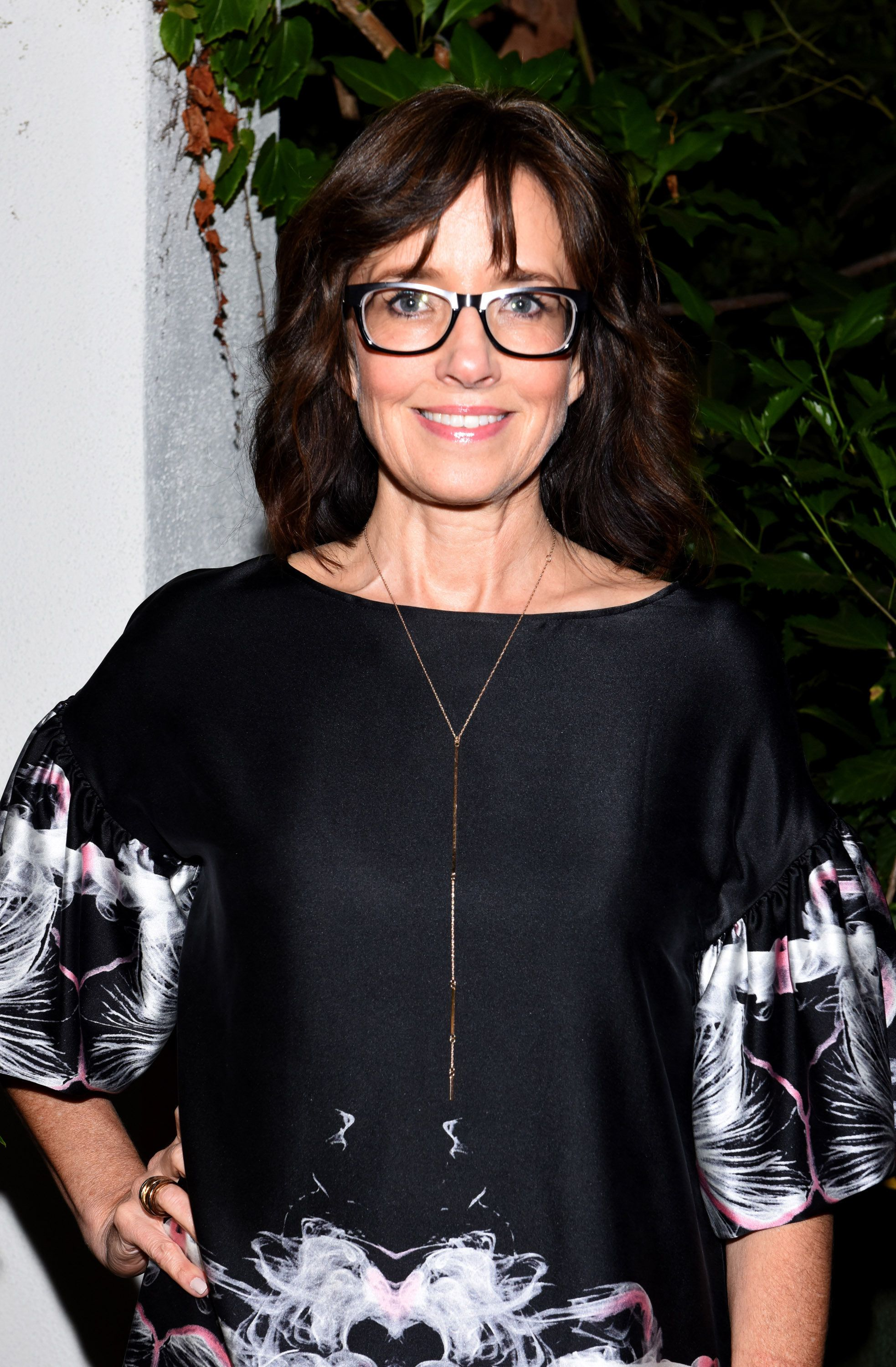LOS ANGELES, CA - NOVEMBER 01:  Director Lesley Chilcott attends the Google Made With Code Party In Honor Of CODEGIRL on November 1, 2015 in Los Angeles, California.  (Photo by Vivien Killilea/Getty Images for Full Picture)