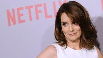 WEST HOLLYWOOD, CA - JUNE 07:  Actress Tina Fey attends the FYC screening of Netflix's 'Unbreakable Kimmy Schmidt' at Pacific Design Center on June 7, 2015 in West Hollywood, California.  (Photo by Jason LaVeris/FilmMagic)