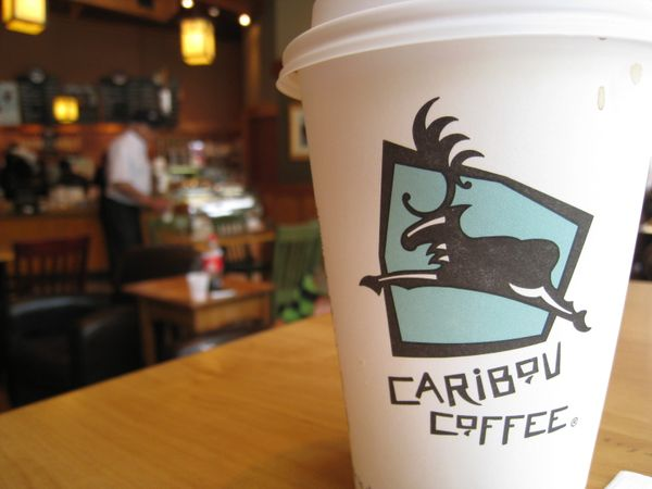 "By 2020, U.S.-based Caribou Coffee will serve only cage-free eggs, according to <a href=""http://www.streetinsider.com/Press+R"