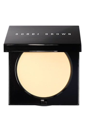 "Bobbi Brown Sheer Finish Pressed Powder in Pale Yellow, $34.20 at <a href=""http://shop.nordstrom.com/s/bobbi-brown-sheer-fini"