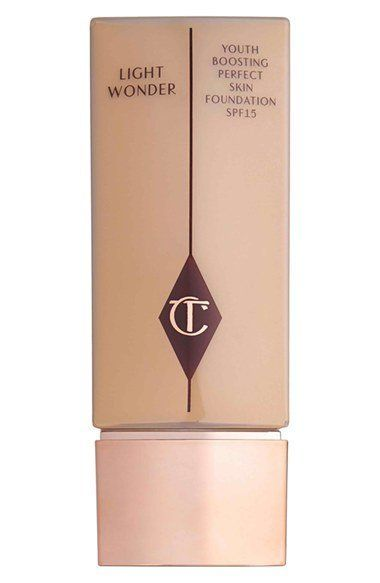 "Charlotte Tilbury ""Light Wonder"" Youth-Boosting Perfect Skin Foundation, $45 at <a href=""http://shop.nordstrom.com/s/charlott"