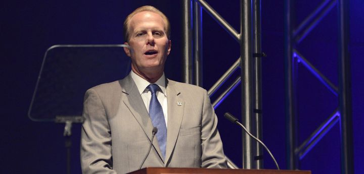 San Diego Mayor Kevin Faulconer first proposed the climate plan last year.