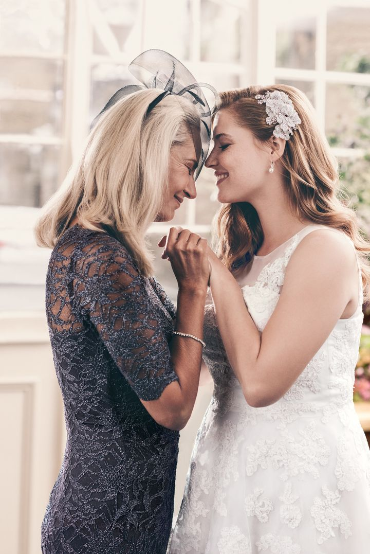 1b2bc5ef653 David s Bridal Casts A Plus-Size Model In Stunning New Campaign ...