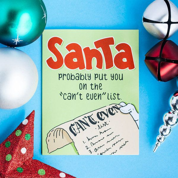 14 Honest Cards That Convey What It's Like To Be A Parent During The Holidays