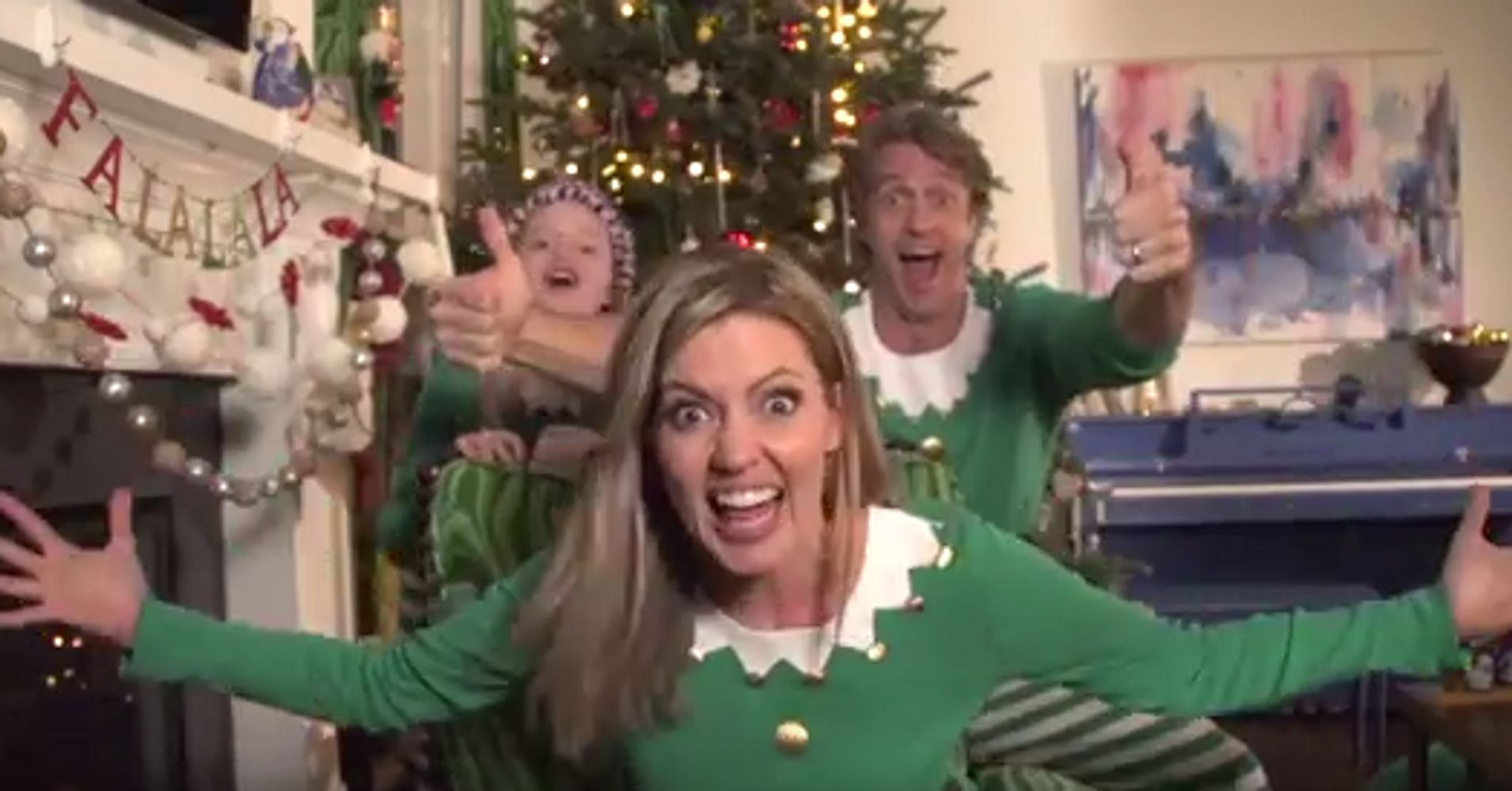 The Holderness Family Just Released Their Newest \'Christmas Jammies ...