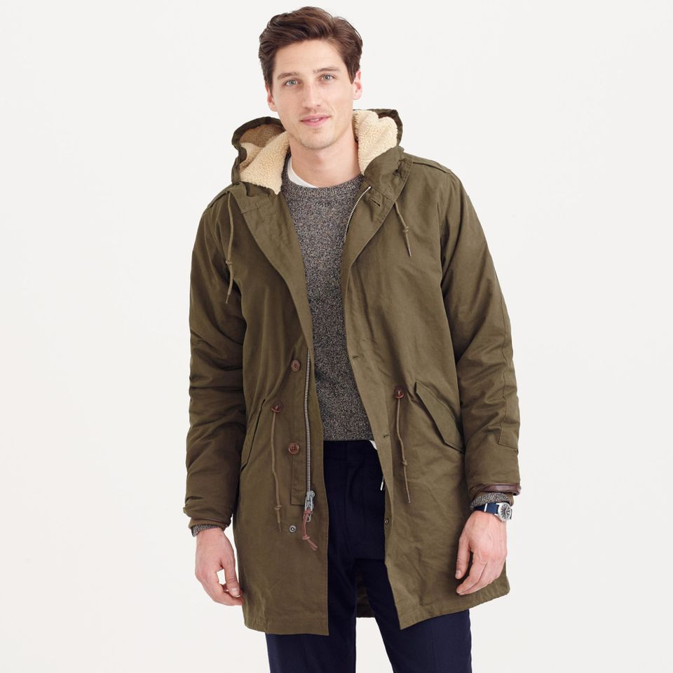 6040af3ad Men's Parkas That Won't Make You Look Like A Stay Puft Marshmallow ...