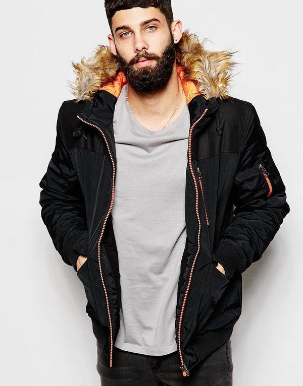 Men's Parkas That Won't Make You Look Like A Stay Puft Marshmallow ...