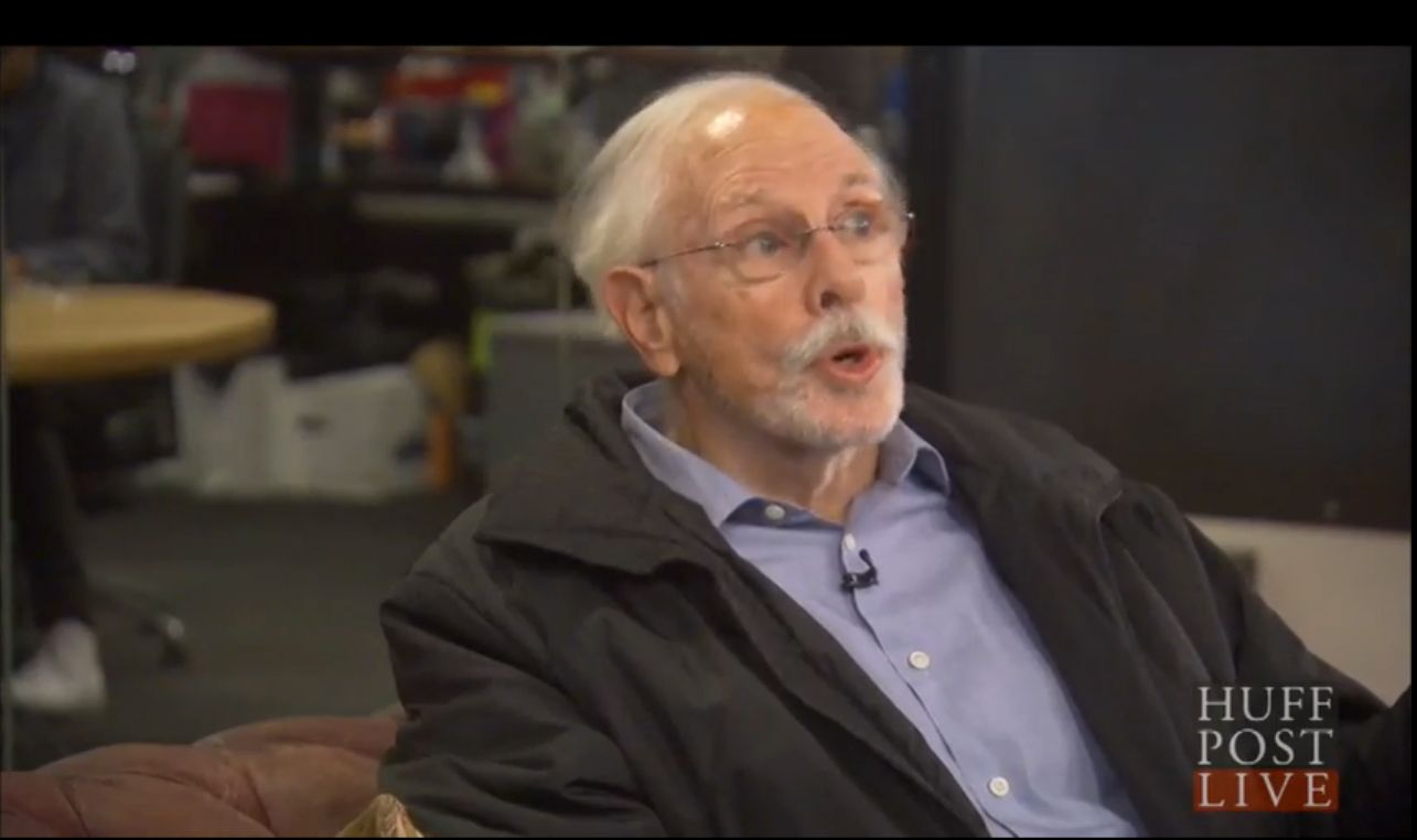 Bruce Dern appears on HuffPost Live.