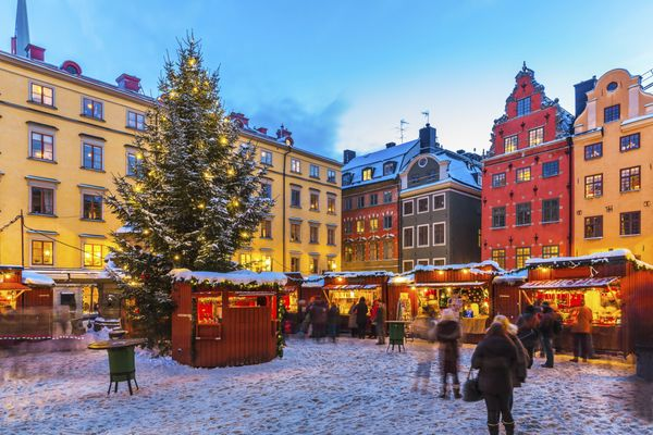 """The <a href=""""http://www.visitsweden.com/sweden/Things-to-do/Culture-heritage--arts/Christmas-markets/Stockholm/"""">market"""
