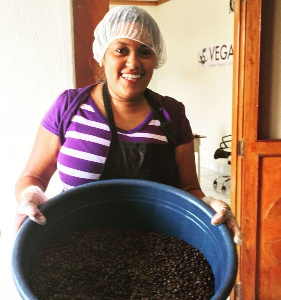 Vega Coffee works with coffee growers in Nicaragua to change their lives.