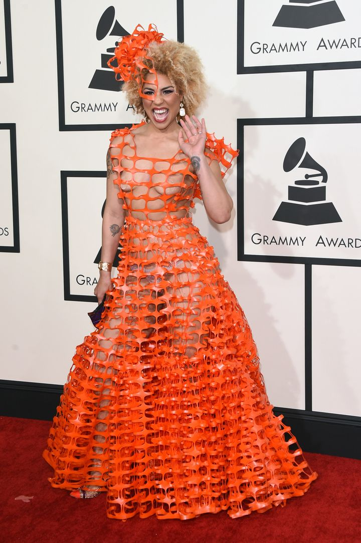 The 11 Most Outrageous Celebrity Outfits Of 2015 | HuffPostOutrageous Outfits