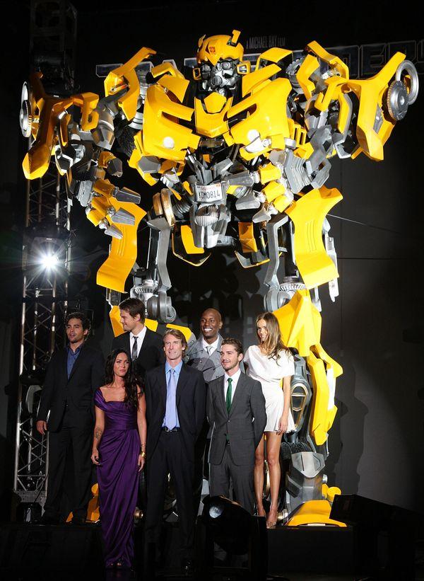 """Transformers: Revenge of the Fallen"" (2009), $836.3 MillionWorldwide"